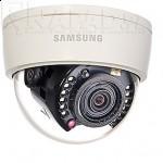 kamera kopułkowa z oświetlaczem samsung
