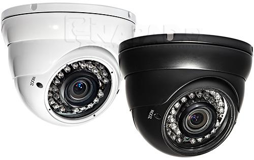 Kamera kolorowa z oświetlaczem podczerwieni AT DBI 560 E Effio OSD w NAPAD.pl