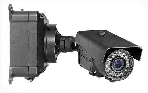 Kamera do całodobowego monitoringu VI600 i skrzynka montażowa JW-01G w NAPAD.pl