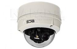 Kopułkowa kamera przemysłowa BCS-758DVPX w obudowie wandaloodpornej